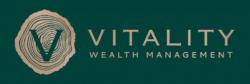 Vitality Wealth Management Logo Horizontal