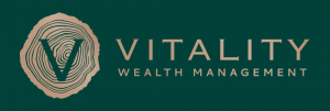 Vitality Wealth Management Logo Horizontal