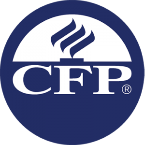 Certified Finanical Planner Logo Transparent 400x400 Circle