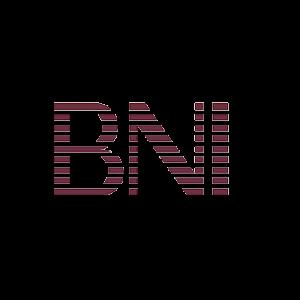 Official BNI Logo transparent 400x400px v2