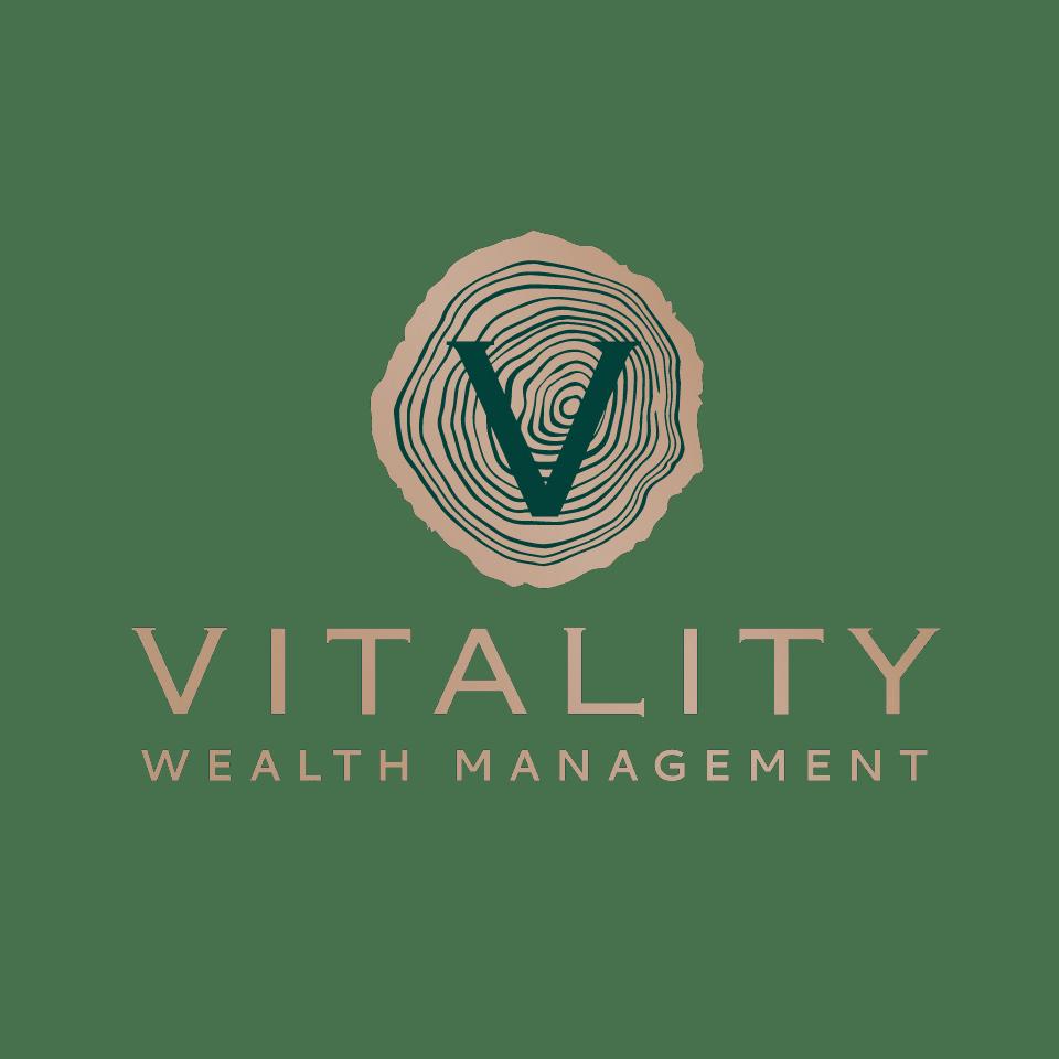 VitalityWealthLogo Square Gold Transparent